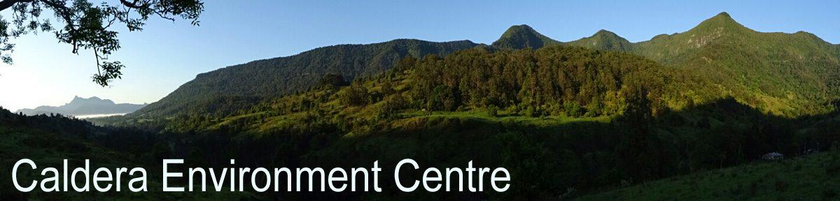 Caldera Environment Centre